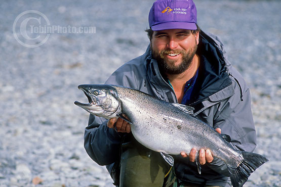 Kodiak Silver Salmon