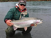 Rainbow Trout Picture: Picture of a Big Rainbow Trout